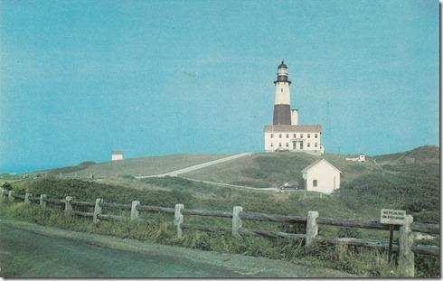 Montauk Lighthouse - Historical Long Island pg. 1
