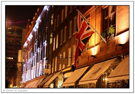 Murdock London, Monmouth Street