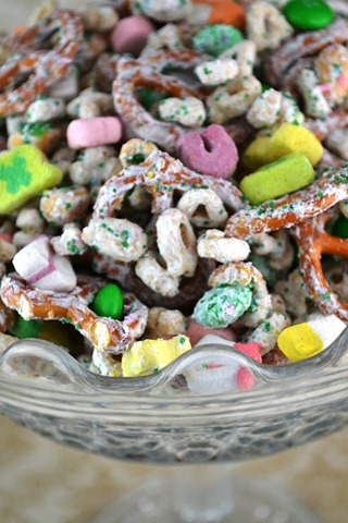 lucky charm mix