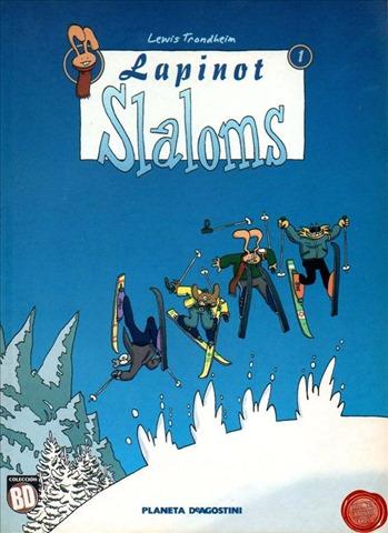 P00001 - lapinot  - slaloms #1