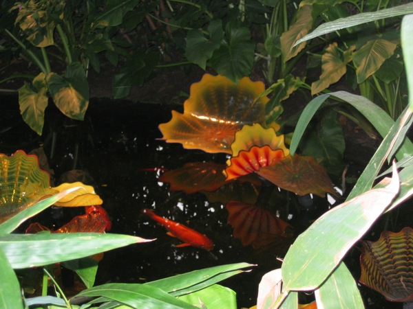 Chihuly Kew day 2005 1