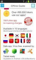 Screenshot of Bali Offline Map Guide Hotels