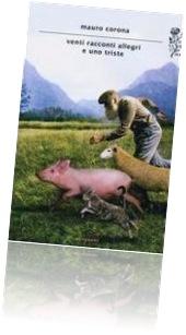 Immagine della copertina del libro Venti racconti allegri e uno triste