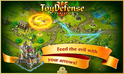 Toy Defense 3: Fantasy - screenshot thumbnail