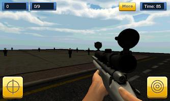 Screenshot of Sniper Sim 3D