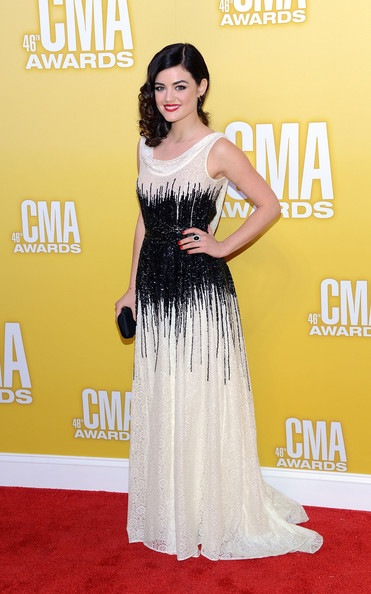 Lucy Hale 46th Annual CMA Awards Arrivals