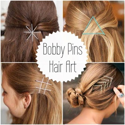 10 Bobby Pin Hair Hacks to Master