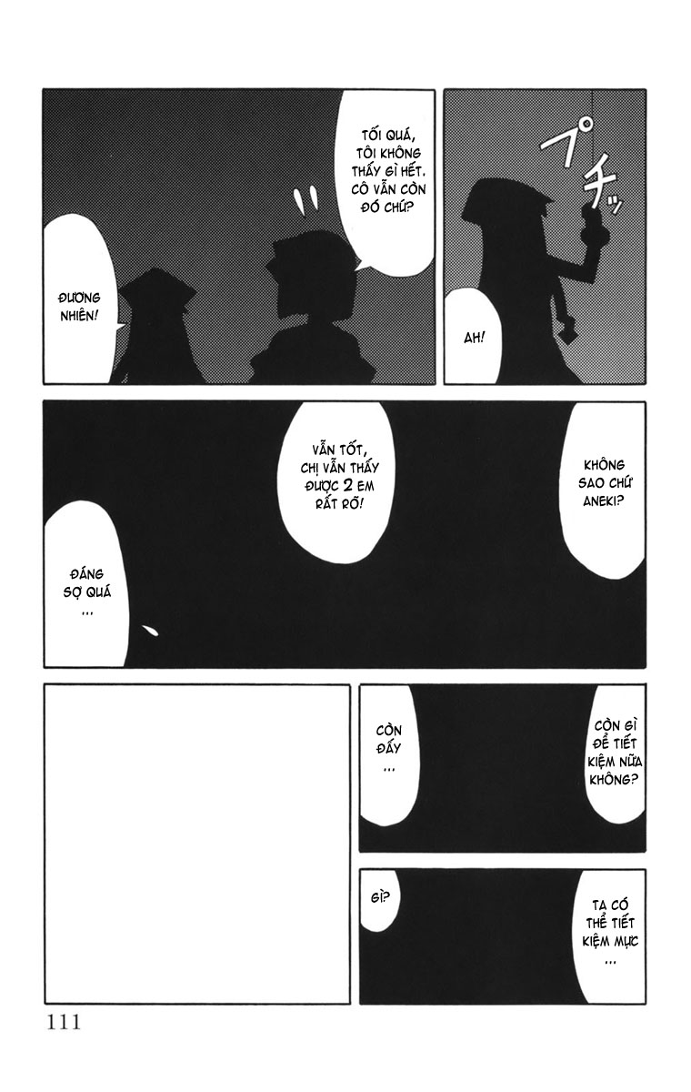 Shinryaku! Ika Musume Chap 52 - Truyen.Chap.VN