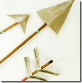 rustic arrows