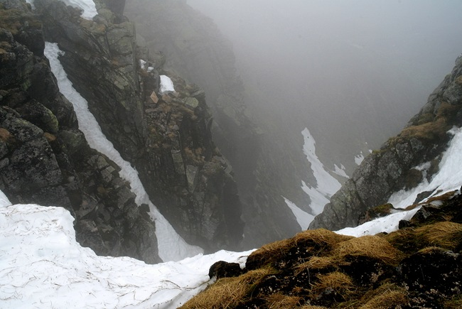 ANDY'S PIC: LOCHNAGAR ABYSS