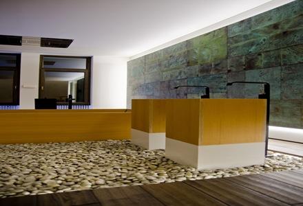 baño-contemporanea-Departamento-loft