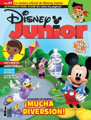 Revistas disney junior y disney princesas lanzamiento for Revistas del espectaculo