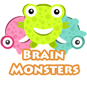 Brain Monsters Memory Game