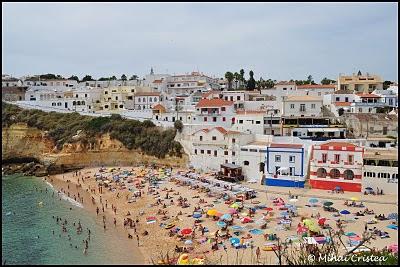 Plaje Portugalia: Carrvoeiro