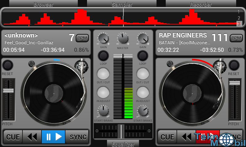 DJ Music Mixer Full