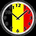 Belgium Clock icon