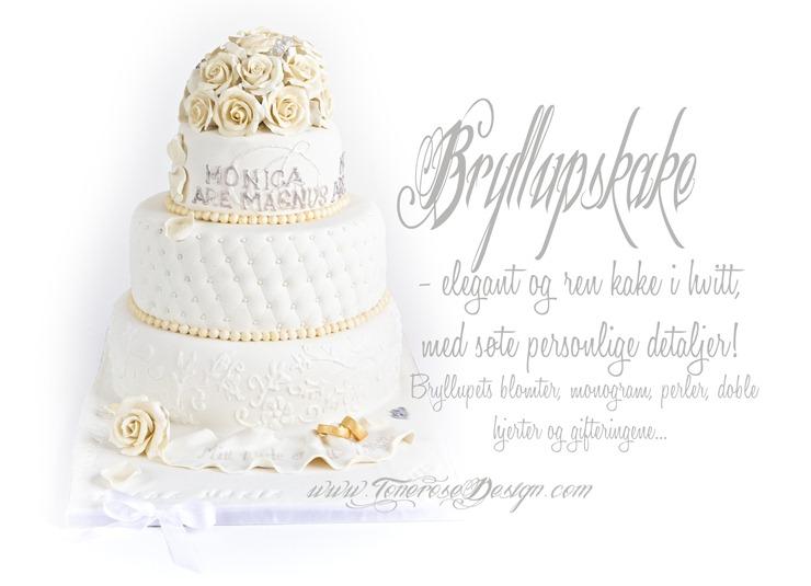 IMG_4867 elegant bryllupskake