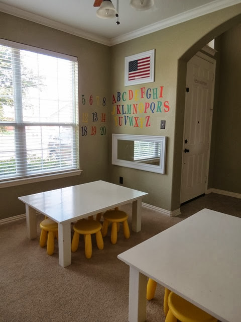 Style With Cents Preschool Playroom Classroom Tour
