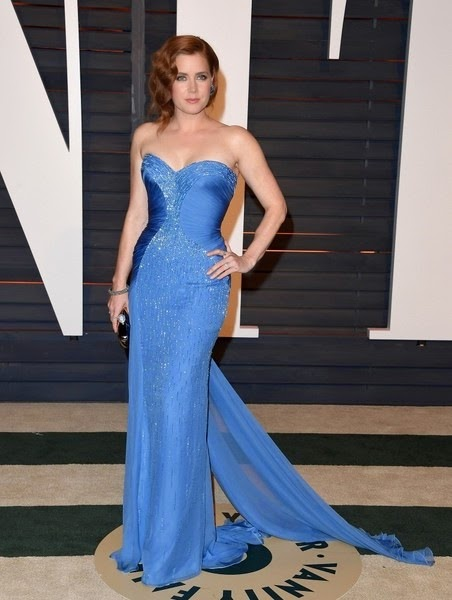 Amy-Adams-2015 Vanity Fair Oscar Party