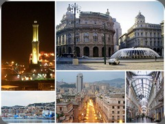 Genova collage