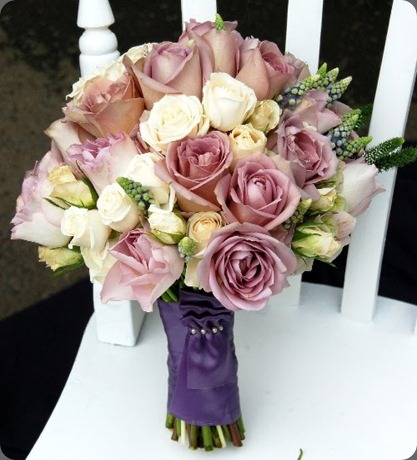 Planet Flowers - Wedding Bouquet (2)
