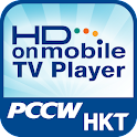 HD on mobile TV Player logo