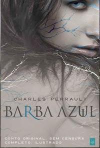 livro Barba Azul