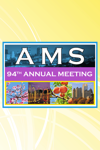 2014 AMS 94th Annual Meeting