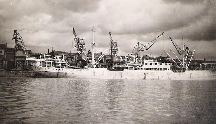 El MONTE AMBOTO en lugar y fecha indeterminados. Ca. 1940s. Foto Jaume Cifre Sanchez. Nuestro agradecimiento.jpg