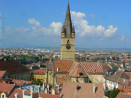 Catedrale Romania: Biserica Evanghelica Sibiu