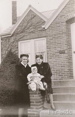 1948 Omaha Tracie and Charolette and Roxie