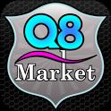 Q8 Market icon