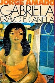 livro Gabriela, Cravo e Canela