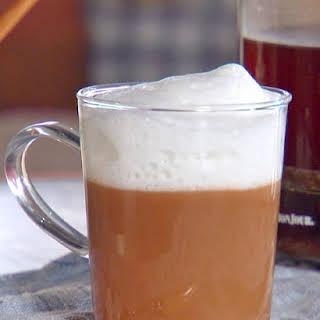 Spiced Chai Latte.