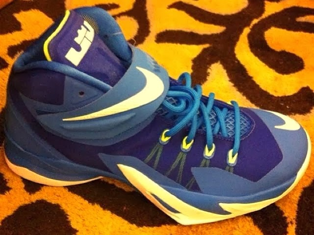 1875f10cd136 Another Nike Zoom LeBron Soldier 8 Sample