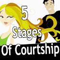 Stages Of Courtship logo