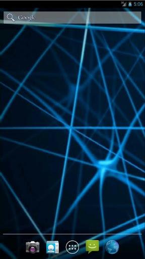 Brain Neurons Live Wallpaper