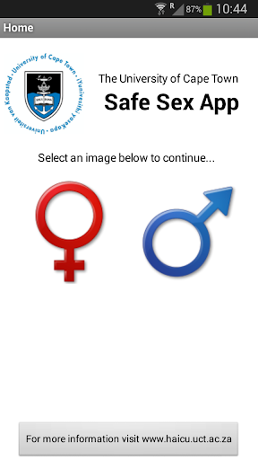 UCT Safe Sex