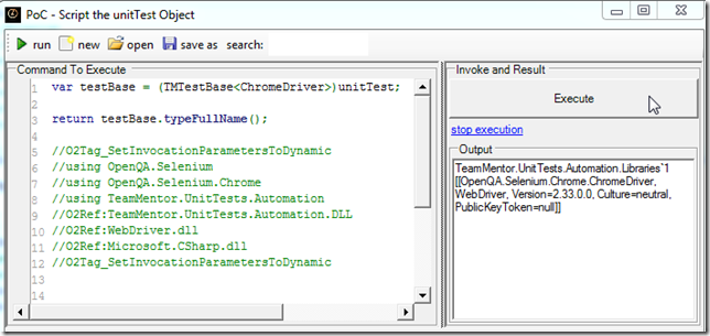 Dinis Cruz Blog: Controlling Selenium and Chrome WebDriver