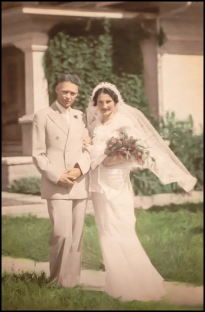 wedding day_1935