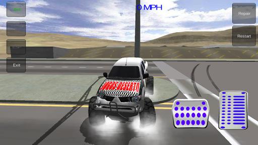 4X4的怪物卡车至尊