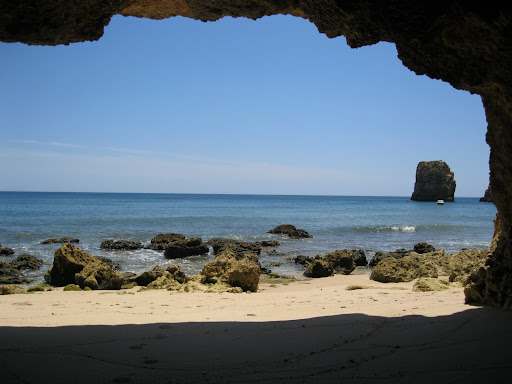 View from my cave