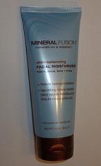 Review: Mineral Fusion Skin Balancing Facial Moisturizer ...