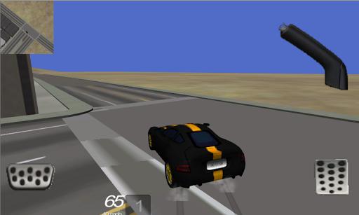 Araba Simulatör 3D