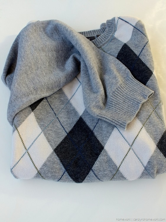 Upcycled Sweater to Heating Pad via homework - carolynshomework (1)