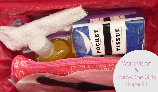 Thirty-One Gifts Hope Kit