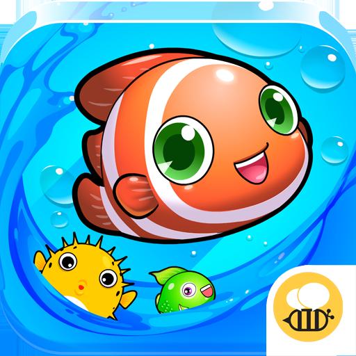 Fish Family LOGO-APP點子