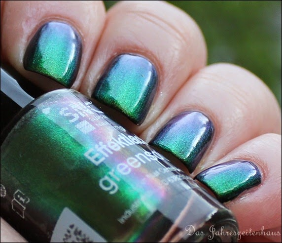 SNC Super Nail Center Effektlack Greensoul 4