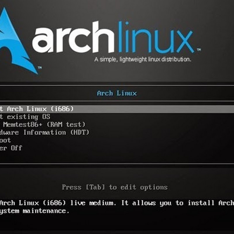 ArchLinux: Guida a Unified Extensible Firmware Interface (Italiano), prima parte.