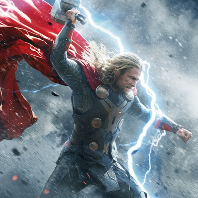 "Thor, Loki Character Posters Revealed for ""The Dark World"""